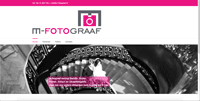 website M-fotograaf