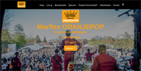 website Marflex-oranjepop